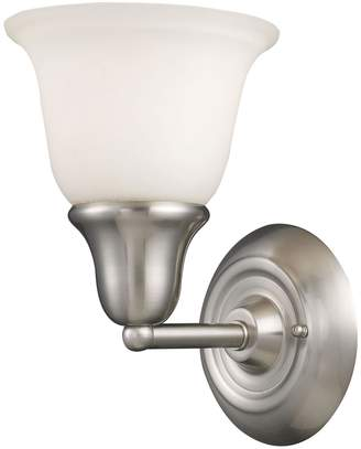 Berwick Artistic Home & Lighting 1-Light Wall Sconce