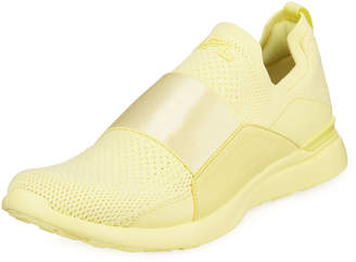 APL Athletic Propulsion Labs Apl: Athletic Propulsion Labs Techloom Bliss Knit Slip-On Running Sneakers