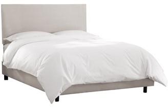 Skyline Furniture Premier Platinum Upholstered Bed