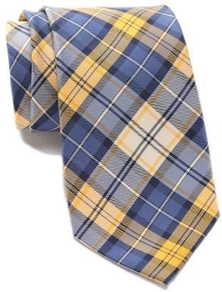Tommy Hilfiger Silk Kilt Plaid Tie