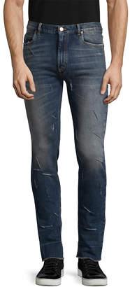 Maison Margiela Tattered Skinny Pant