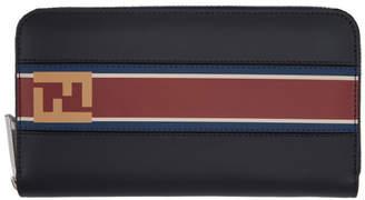 Fendi Black Forever Wallet