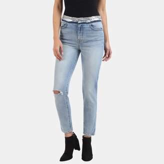 Iro . Jeans Iro Jeans Jones Cropped Jean in Light Used