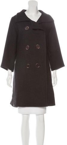Chloé Chloé Wool & Cashmere Coat