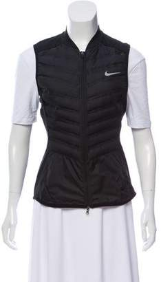 Nike Zip-Up Down Vest w/ Tags