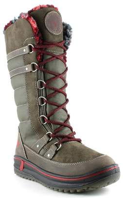 Santana Canada Phoenix Leather Fleece Waterproof Boot