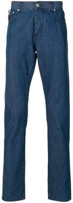 Isaia straight-leg jeans