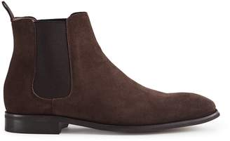 Reiss Triton Suede Chelsea Boots