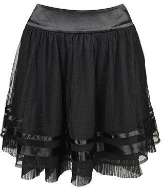 Mesh Tulle Skirt