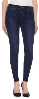 Women's Joe's Icon Ankle Raw Hem Skinny Jeans $158 thestylecure.com