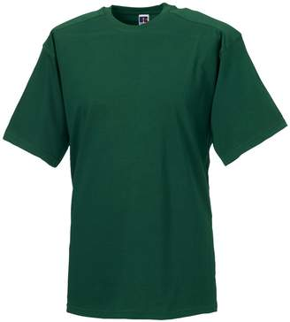 """Russell Athletic Russell Europe Mens Workwear Short Sleeve Cotton T-Shirt (3XL (46-48"""" Chest))"""