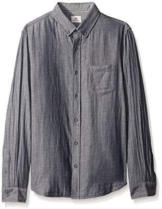 AG Adriano Goldschmied Men's Grady Long Sleeve Shirt