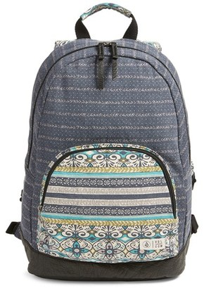 Volcom 'Schoolyard' Canvas Backpack $42 thestylecure.com