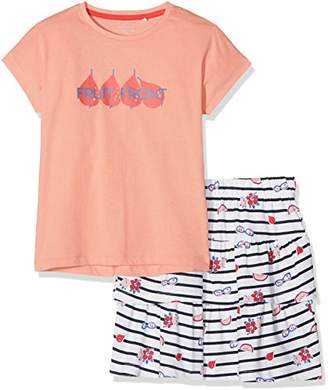 Name It Girl's Nkfvegas Capsl Set K Clothing Set,(Manufacturer Size: -152)