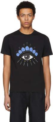 Kenzo Black Eye Logo T-Shirt