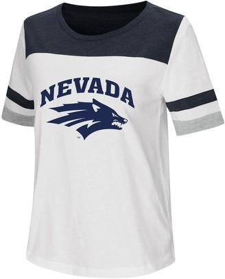 Women's Nevada Wolf Pack Varsity Tee