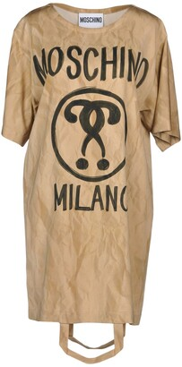 Moschino Short dresses - Item 34866810GM