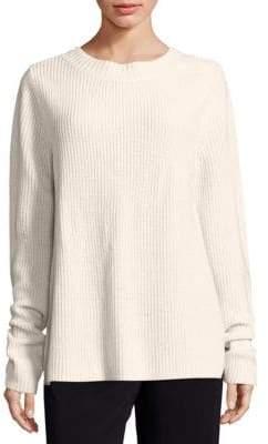 A.L.C. Markell Wool & Cashmere Lace Back Sweater