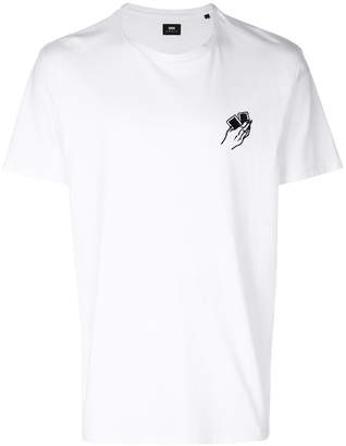 Edwin hand embroidered T-shirt