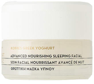 Korres Greek Yoghurt Sleeping Facial.