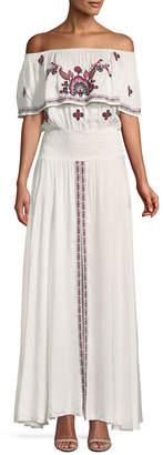 Raga Tessi Off-The-Shoulder Maxi Dress