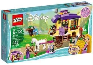 Lego Disney Princess Rapunzel's Travelling Caravan 41157