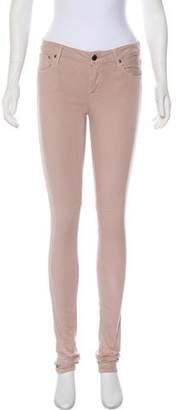 Helmut Lang Low-Rise Pants