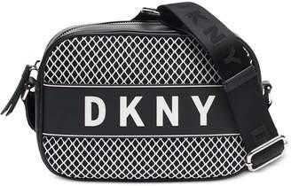 DKNY Ebony Logo Camera Crossbody
