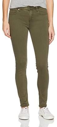 Miss Me Women's Basic Colored Skinny Denim Jean