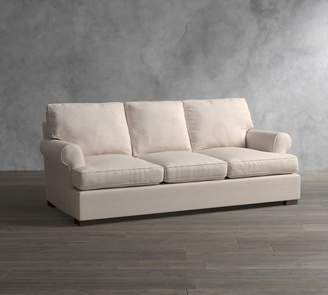 Pottery Barn Townsend Roll Arm Upholstered Sofa