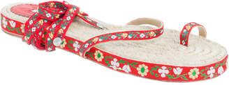 Max Studio jollity : strappy wrap sandals