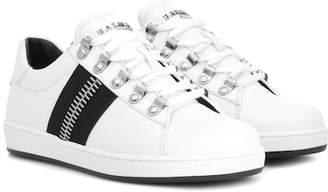 Balmain Leather sneakers