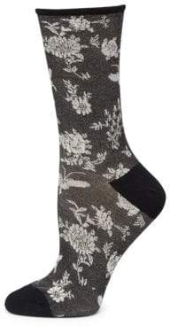 Natori Mariposa Fashion Socks
