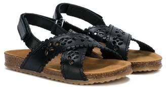 Pépé Kids crossover sandals