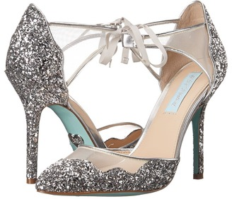 Blue by Betsey Johnson Stela $129 thestylecure.com