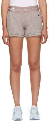 adidas by Stella McCartney Pink ESS Knit Shorts