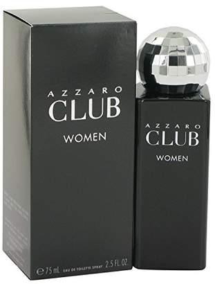 Azzaro Club Women FOR WOMEN by 75 ml EDT Spray