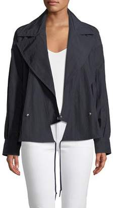 Jason Wu GREY Techno-Taffeta Trench Jacket