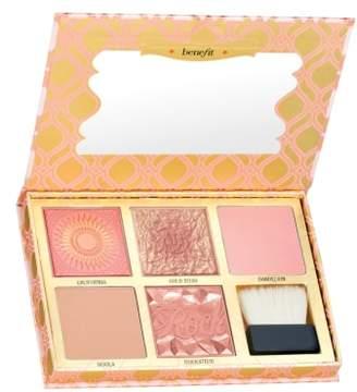Benefit Cosmetics Cheeks on Pointe Blush Bar Cheek Palette