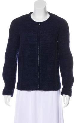 Isabel Marant Wool-Blend Knit Jacket