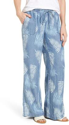 BILLY T Tropical Breeze Drawstring Pants