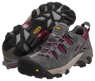 Keen Detroit Low Women's Work Boots