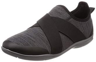 Crocs (クロックス) - [クロックス] スニーカー スウィフトウォーター クロス ストラップ ヘザー ウィメン Black/Slate Grey US W8(24 cm)