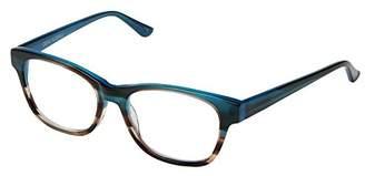 Corinne McCormack Women's Hillary Square Reading Glasses
