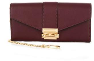 Michael Kors envelope chain wallet
