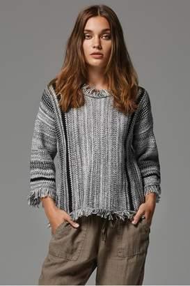 Elan International Boat Neck Sweater