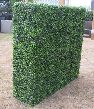 Designer Plants Mixed Box Wood Portable Artificial Outdoor Hedge