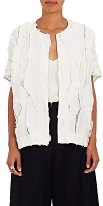 Zero Maria Cornejo Women's Koya Fringe Jacket