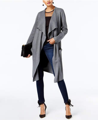 INC International Concepts I.n.c. Duster Cardigan
