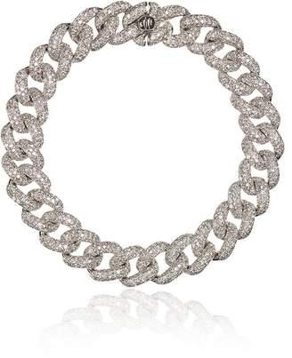 Shay Diamond Baguette Link Bracelet